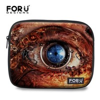 FOR U DESIGN Eyes Series Neoprene Laptop Cover Case with Custom Available