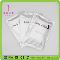 Baby skincare foot spa sock peel renewal mask