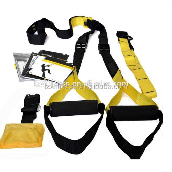 2016 Crossfit Equipment gym rope TRX suspension trainer