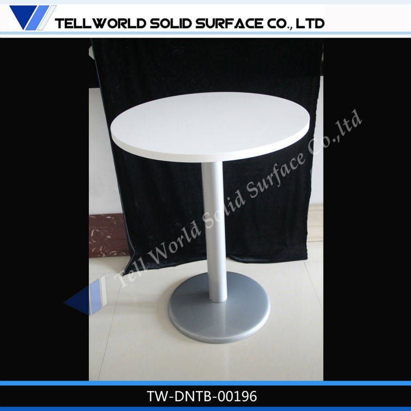 modern restaurant dining tables and chairs , 90cm round dining table