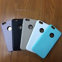 3 in 1 hybrid bumper cell phone case for Iphone 6 case