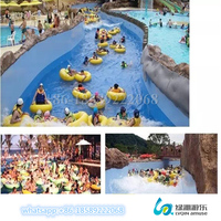 Outdoor Water Park Games Entertainment Equipment