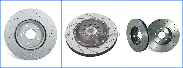 High precision Auto Brake Rotors for Truck and Forklift