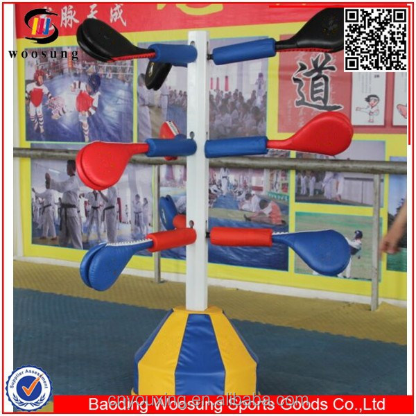 martial arts taekwondo kicking pad taekwondo foot target
