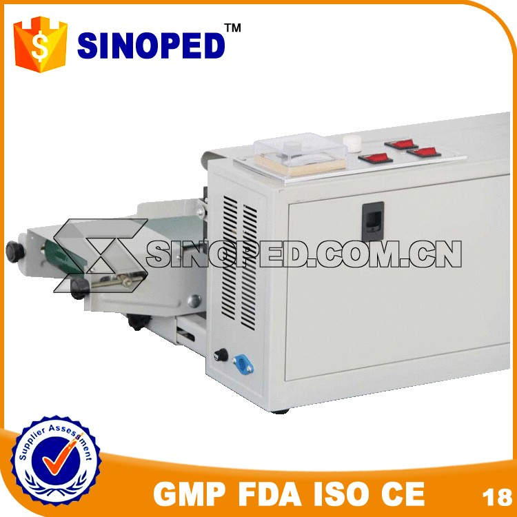 Continuous Sealing Machine / High Speed Plastic Bag Continuous Sealer