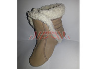 Toddler Boots sole suede soft Shoes and Booties