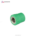 DIN standard plastic pipe fitting 20 - 110mm ppr female socket