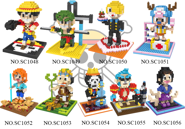 Hot selling product nano building block toys for kids