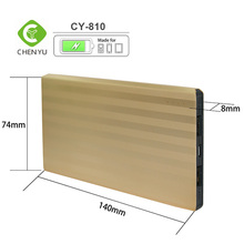 4600mAh Portable Rechargeable Ultrathin Power Bank External Battery Charger Pack for iPhones