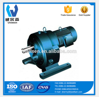 YTC Series gear reducer with motor