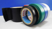 0.13MM Acrylic self Adhesive and Hot Melt,Pressure Sensitive,Water Activated Adhesive Type pvc adhesive tape