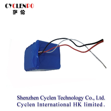 With 18.5v 11.1v 3.7v available 18650 8000mah li-ion battery pack for medical equipment