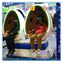 Virtual Reality simulator new attractions with simulator game machine play car racing games online Interactive 9D VR cin