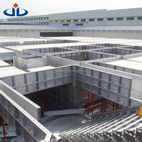 High Turnover Frequency Concrete Slab Formwork
