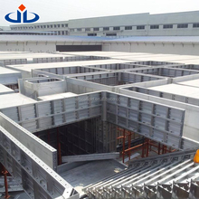 High Turnover Frequency Concrete Slab Formwork Wall Panels Aluminium Concrete Formwork