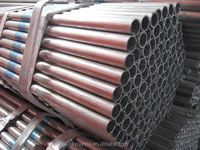 hot dip galvanized carbon round steel pipe/carbon steel pipe price per meter