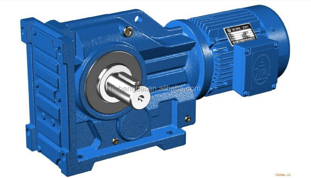 High quality small engine transmission k series helical for Small electric motor gears