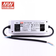 100W 54V DC Power Supply ELG-100-54A Meanwell IP65 LED Driver for Street Light
