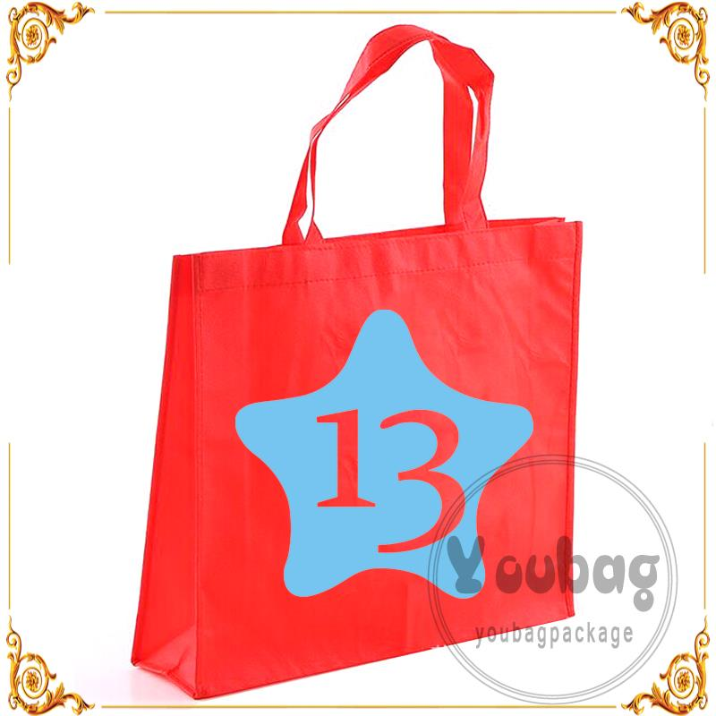 folding pp non woven bag drinking bottle bag non woven bag