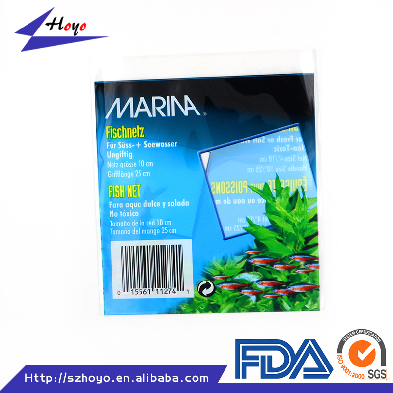 Fish Food Plastic Packaging Material With FDA Certificates/