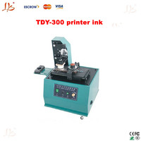 TDY-300 printer ink cartridge,round pad printing machine,external ink tank for canon printer