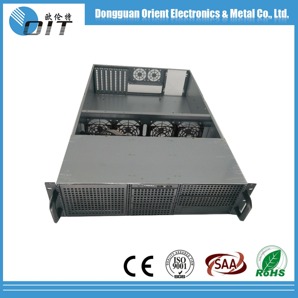 OEM metal steel customized design stainless sheet custom computer case