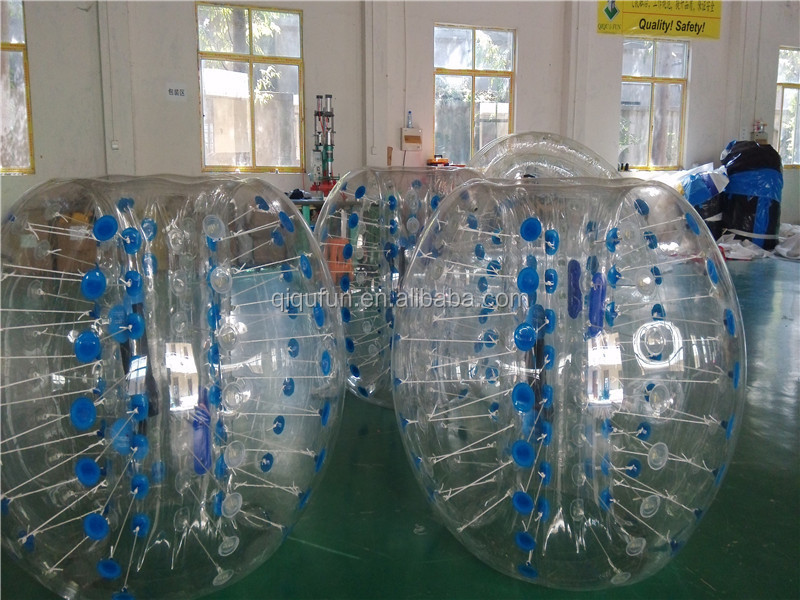 Best inflatable customize factory human inflatable bumper bubble ball inflatable human soccer bubble