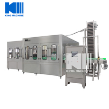 Fully Automatic Mineral Water Bottle Filling Machine