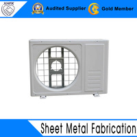 Experienced OEM stamping air conditioner sheet metal parts