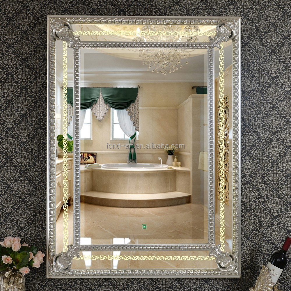 249LED Wall Decorative Framed Mirror