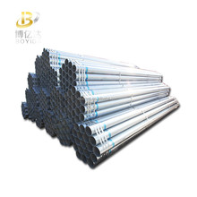 hot selling sch40 25mm 40mm 50mm 3/4 2 3 gi pipe 6m length