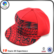 Wholesale Yupoong Blank Plain Good Quality Custom Embroidery Two Tone Basketball Snapback Hat