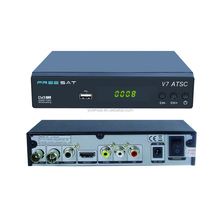 Wholesale Freesat dvb-atsc satellite tv receiver with cccam