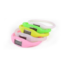 HOT SELL Silicone Bracelet Pedometer