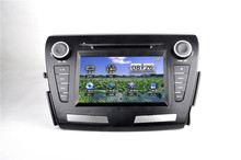 Multifunctional car dvd with gps for 8inch BAIC X65