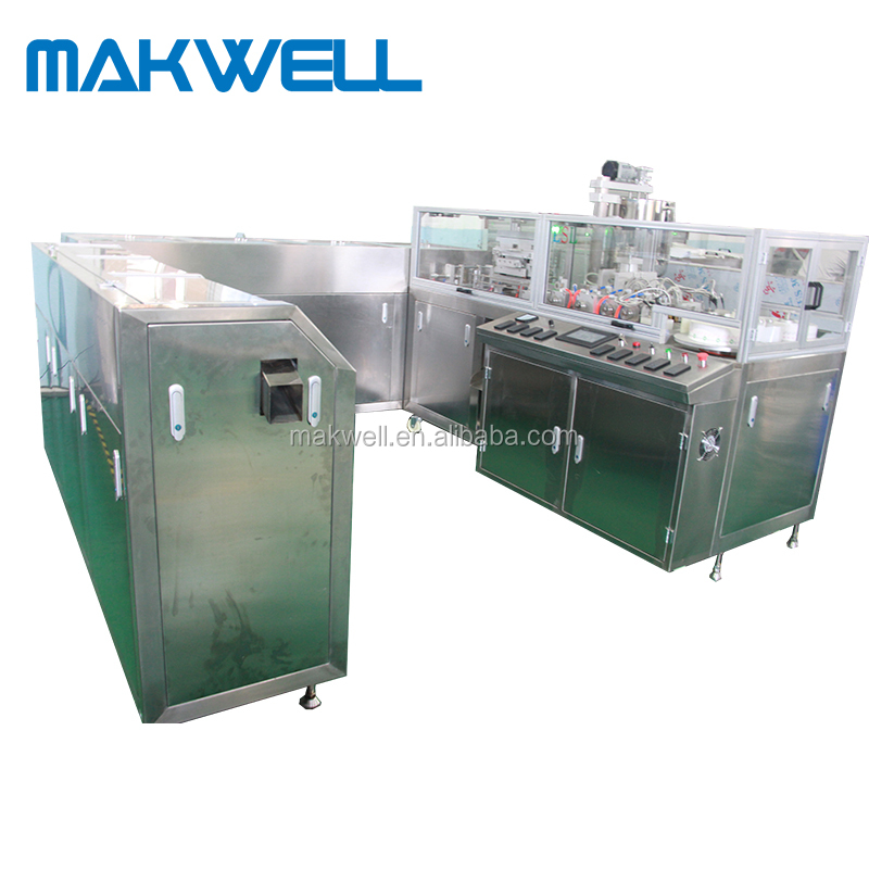 High-accuracy Automatic Pharmaceutical Suppository Filling Machine