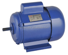 JY series single phase Condenser Fan Motor 1/2 HP 2800 rpm 50HZ