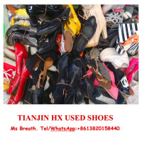 bulk used women flat summer shoes for sale