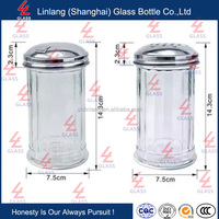 High whiteness 2 ounce glass bottles 2 oz glass bottles 2 liter glass bottle