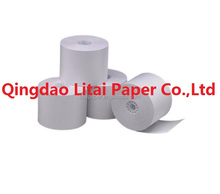 "3-1/8"" x 230' Thermal Receipt Paper Rolls Case Of 50 Pos Cash Register Paper bond Rolls"