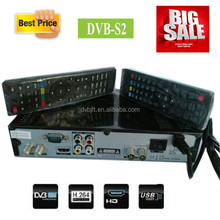 cheap price dvb-s2 set top box digital satellite receiver with biss key for middle asia