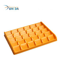 Customizing Blister Plastic PVC/PET/PS Chocolate Packaging Tray