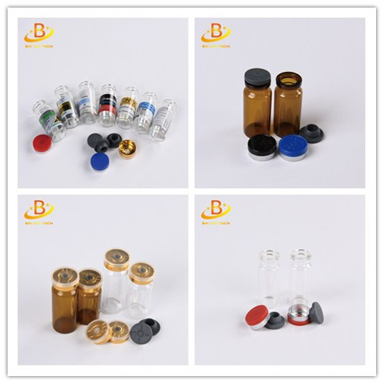 Wholesale Sterile Empty Tubular 10 ml Glass Vial for Injection