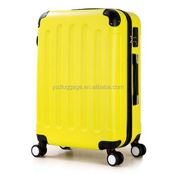 office pilot trolley bag suit case with airport 210d lining