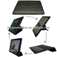 Black Business Wallet Protective Case For Ipad 2/3/4,Radiation Protection Case For Ipad 2/3/4