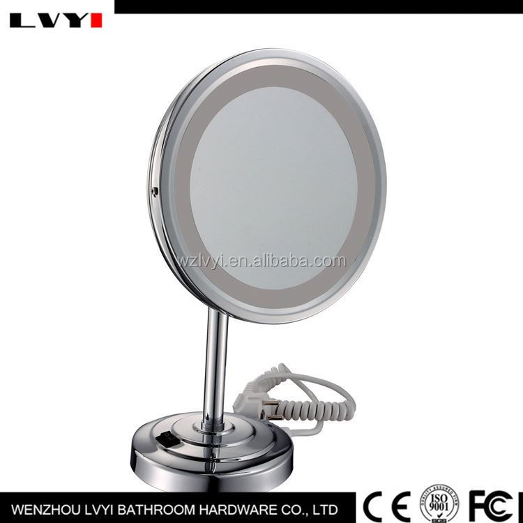 New arrival novel design hand held mirrors wholesale wholesale