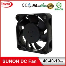 SUNON 5V DC Brushless Axial Flow 40*40*10 40x40x10 Cooling Fan 40x40x10mm (MF40100V2-10000-A99)