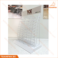 China Display Factory Metal Stone Counter Display for Granite Marble Sample