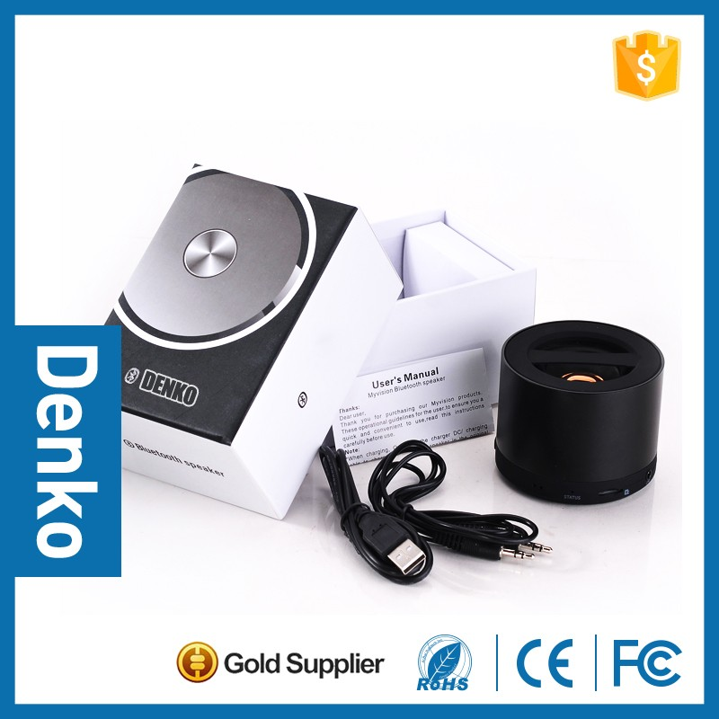 Professional 500mAh install pc camera driver bluetooth speaker for travel
