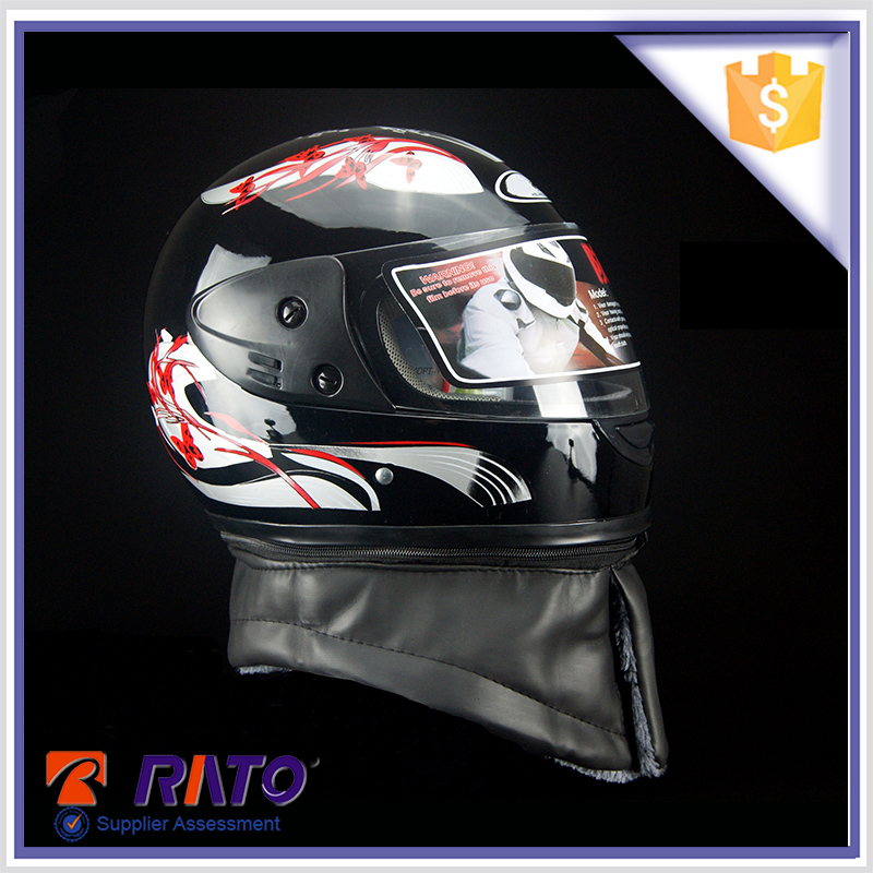 China full face free motorcycle helmet for sale